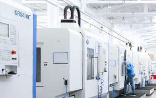 High-speed Machining Centers